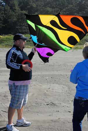 Labor Day Pacific Beach Vacation with Tony & Sally, 2010