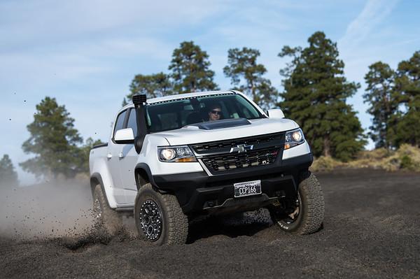 ZR2 - Flagstaff Dunes