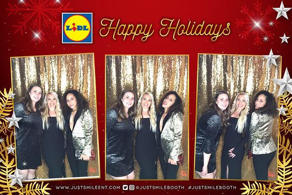 Lidl Holiday Party 2019
