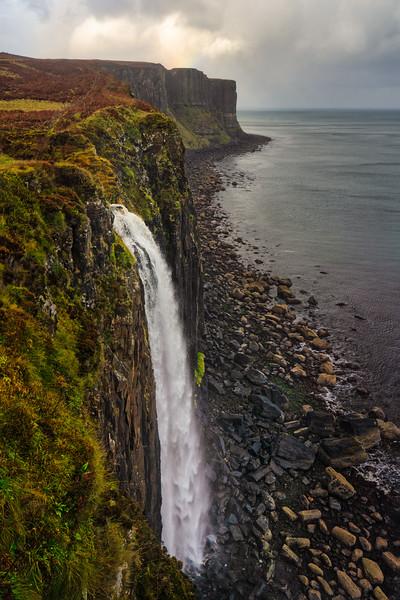 Kilt Falls, Isle of Skye