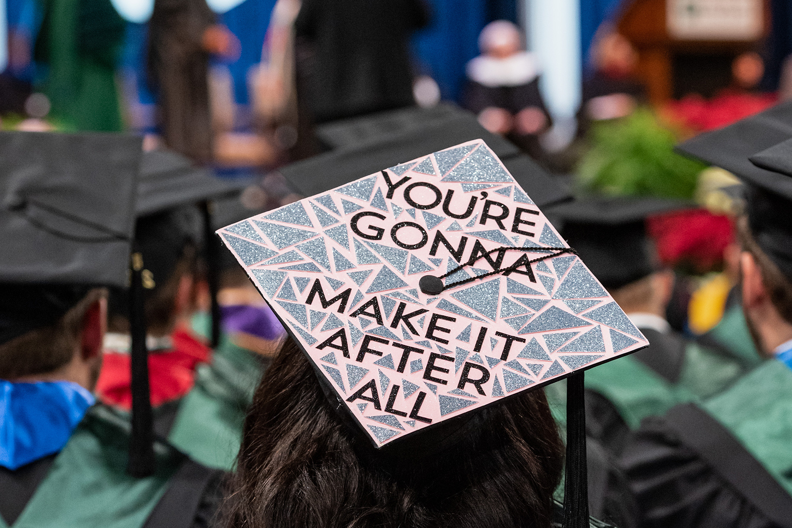 Image for Class of 2021: Future teacher completes bachelor's degree in two years