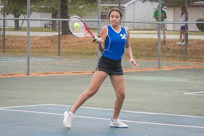 DHS Girls Tennis 10-06-2020