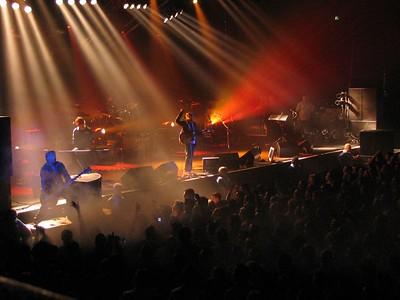 New Order - 29 April 05 - Henry J. Kaiser Arena - Oakland, CA
