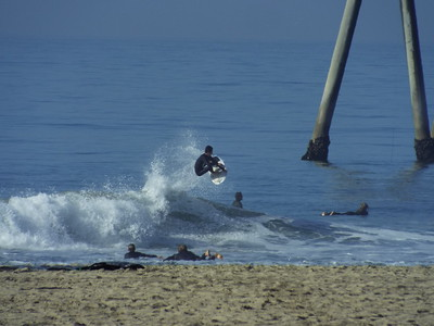 2/14/20 * DAILY SURFING PHOTOS * H.B. PIER