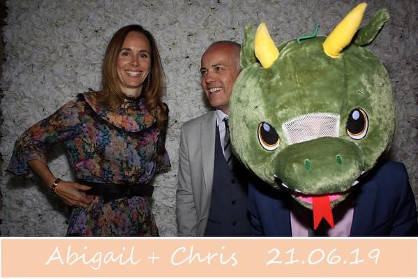 Abigail + Chris