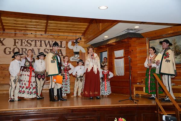 XXX Festiwal na Goralska Nuta niedziela 1