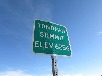 NV- Tonopah Summit