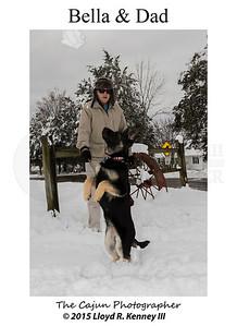 Bella Vom Flutgraben & Dad