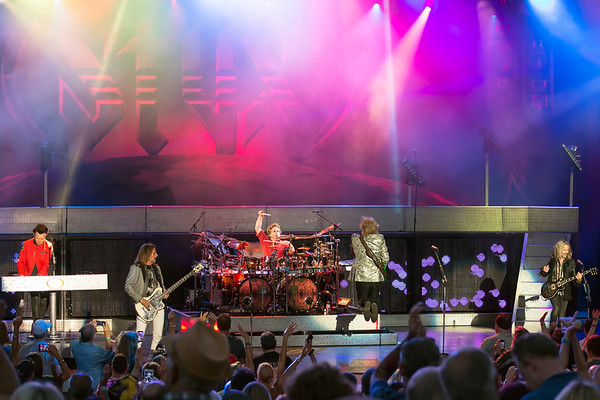 Styx/REO SPeedwagon, Greek Theater 6-25-17