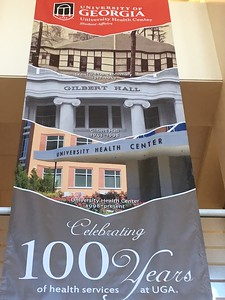 100 Years of Health Services at UGA Celebration - 2017