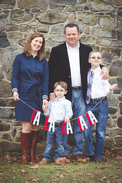 Johnson Family 2015