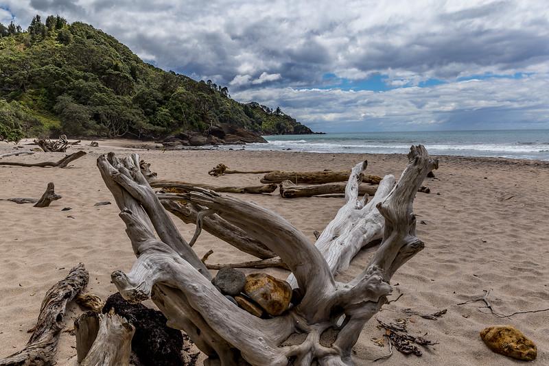 An der Orokawa Beach