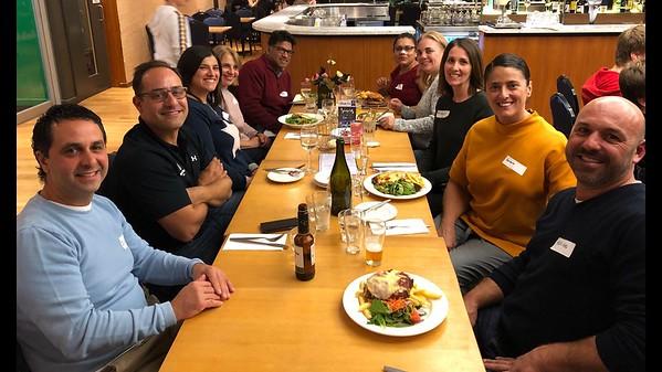 Year 7.4 Family Dinner