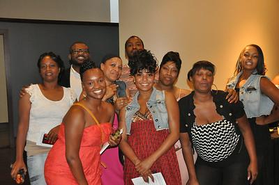 "Urban Book Fest ""A Celebration of Black Authors"" July 27, 2014"