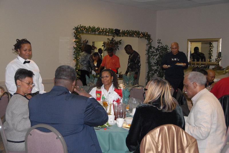 OKC Eastern Golf Club Christmas Social.  Friday December 15, 2006.  The Centra 4325 N.W. 50th Street OKC, OK 7:30pm