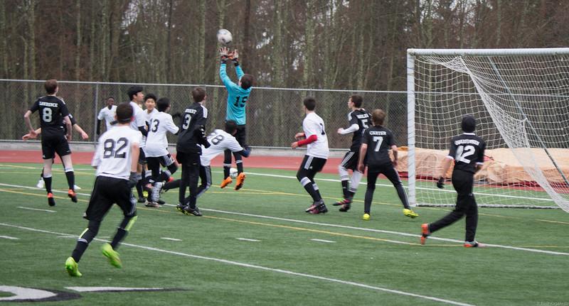 Nikhil Soccer, Mar 2017