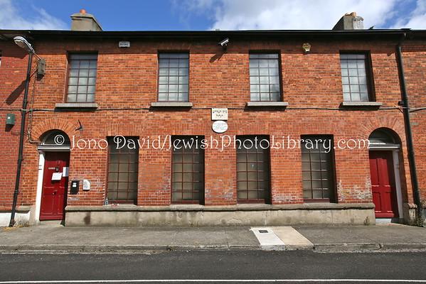 IRELAND, Dublin. Irish Jewish Museum (at former Walworth Road Synagogue) (8.2015)