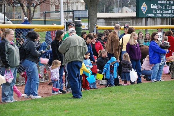 Park District Easter Egg Hunt