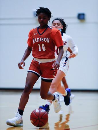 Girls Varsity Basketball vs Roosevelt 011521