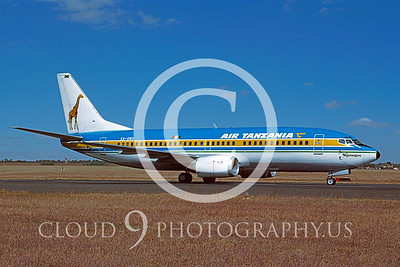 Tanzania Airline Boeing 737 Airliner Pictures
