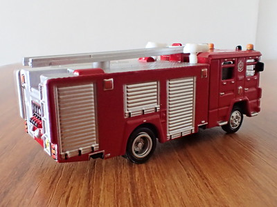 84 Dennis Sabre Fire Engine (Major Punp)
