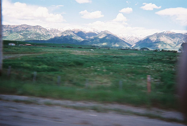 TOURING THE WEST----2008