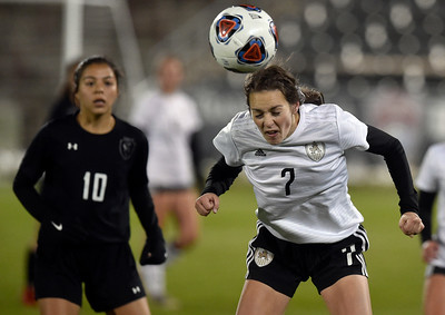 Photos: Jefferson Academy Falls to Colorado Academy in 3A Soccer Final