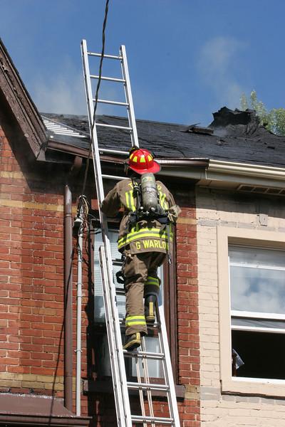 July 21, 2007 - 3rd Alarm - 159-163 Munro Street