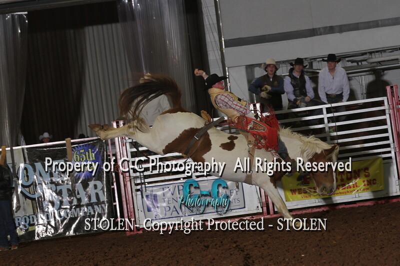 Lonestar Rodeo Finals Saturday Night 2014