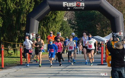 The Bishop's 5K - 2020 Race Photos