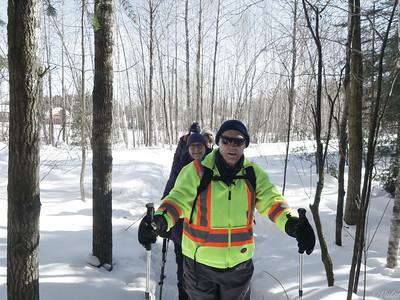 2019-02-19 Voyage raquette Le Norvégien Saguenay (Michel Valin)