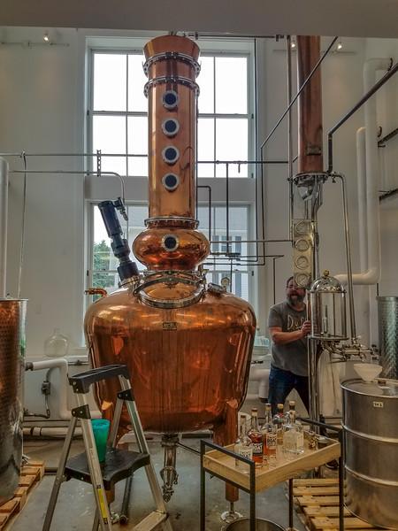 The copper still