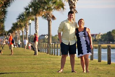 Laura and Matt Celebrate their Engagement