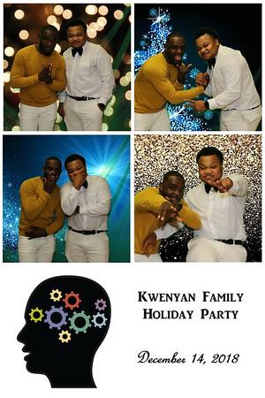 Kwenyan 2018 Holiday Party