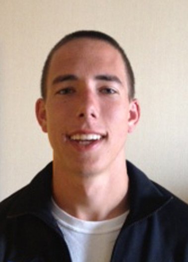 . Grant Sampson head shot from Palos Verdes boys soccer team