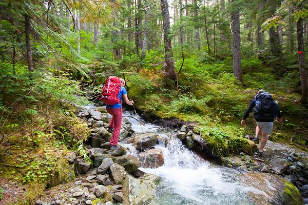 Backpacking - Polar Bear Peak Ridge, BC