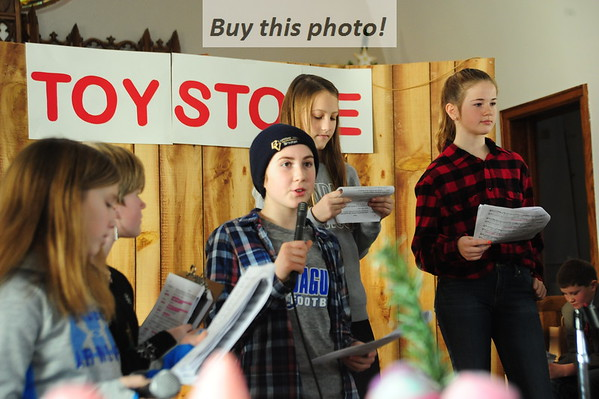 Trinity Lutheran Brooten Christmas 12-09