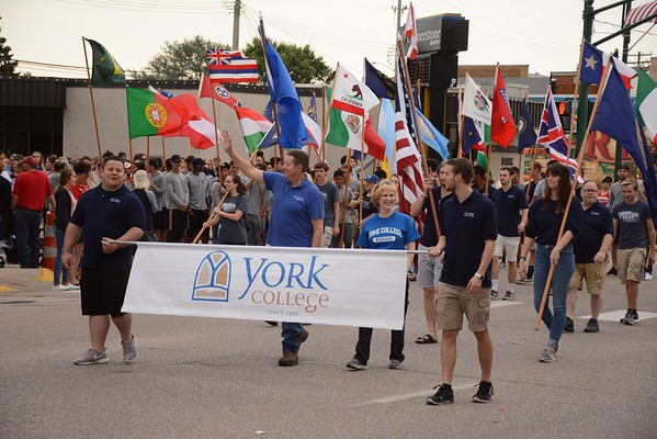 Yorkfest Parade