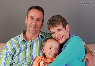 Whitaker Family