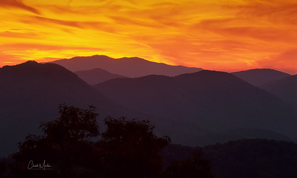 Appalachian Sunrise and Sunset