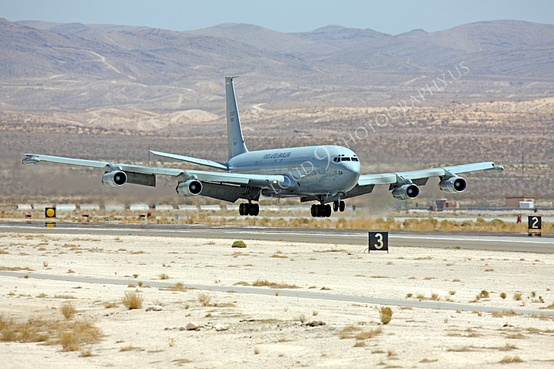 KC-137FORG 00016 Boeing KC-137 Stratotanker Brazilian Air Force Nellis AFB by Peter J Mancus.JPG
