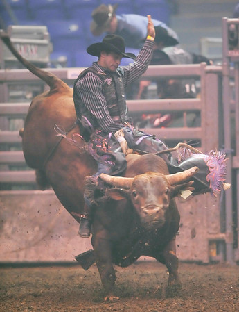 Pro Bull Riders - Johnstown