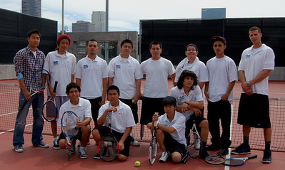 Tennis Team Photos and Baseball