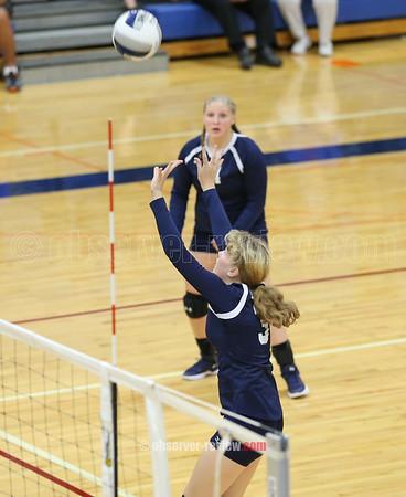 Watkins Glen Volleyball 10-20-17