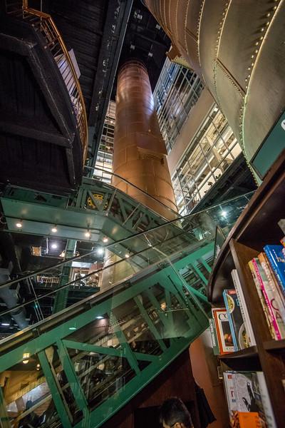 Baltimore Barn & Noble Power Station