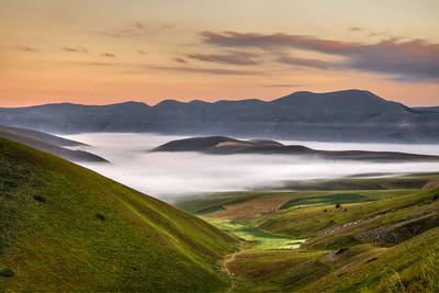 Piano Grande di Norcia - June 28 morning - 2012