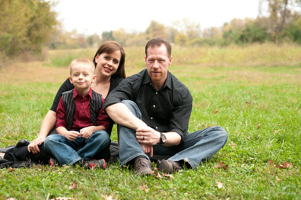 Harkness Family 2012