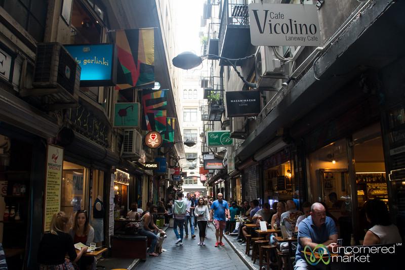 Melbourne's Cafe and Brekkie Scene
