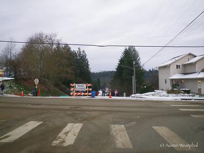 "Seattle ""Snowpocalipse"" Nov 2010"