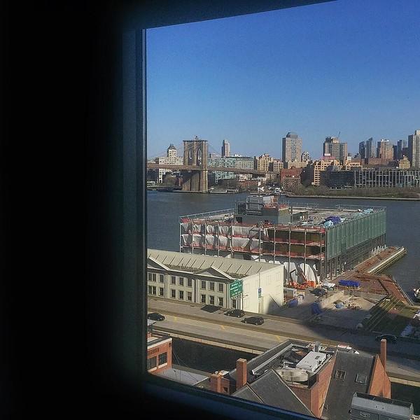 I see you #Brooklyn